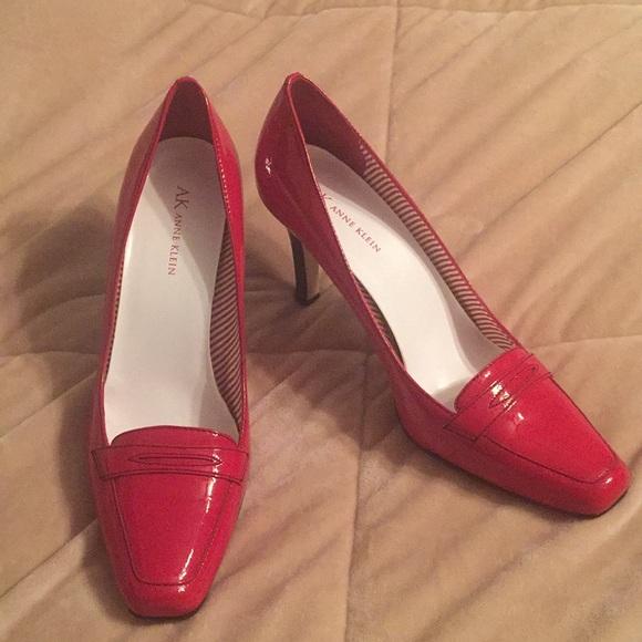 Anne Klein Shoes   Anne Klein Red Shoes